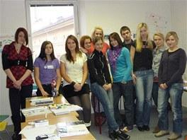 studenti MKM - jazyková škola, překladatelství