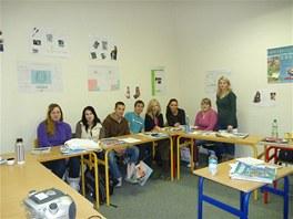 Třída MKM - jazyková škola, překladatelství