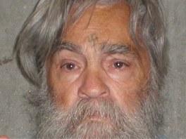 Masový vrah Charles Manson.