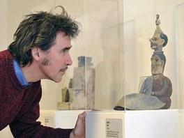 František Skála připravuje výstavu v olomouckém Muzeu umění