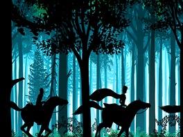 Z filmu Příběhy noci