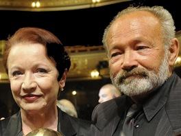 Hana Maciuchová a Rudolf Hrušínský TýTý 2011