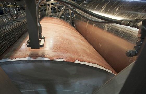 """Libové jemně strukturované hovězí, známé v Americe jako """"růžový sliz""""."""