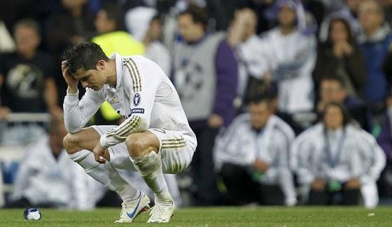 JAK SE MI TO POVEDLO. Cristiano Ronaldo z Realu Madrid po neproměněné penaltě v...