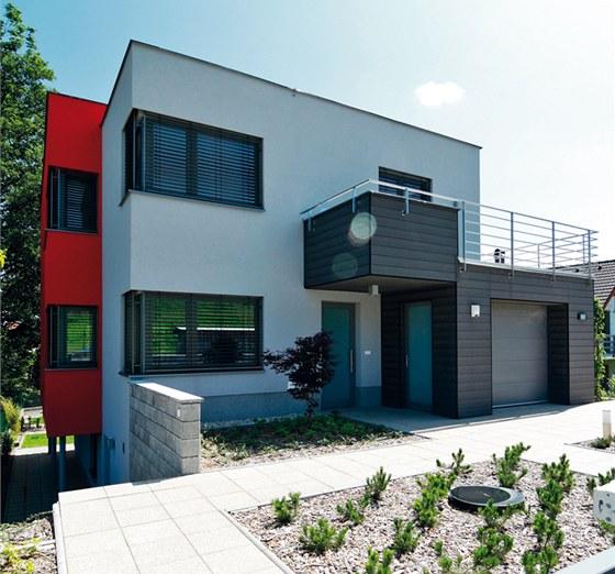 Okenní profil Inoutic Eforte splňuje energetický standard pro pasivní domy.