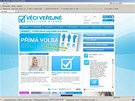 Weby politick�ch partaj� napadli hacke�i (28. dubna 2012)