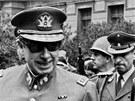 Augusto Pinochet. Pinochet terorizoval své oponenty 17 let, prakticky od...