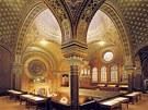 Španělská synagoga ve Vězeňské ulici - Její vznik není znám, nicméně v roce...