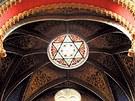 Jeruzalémská synagoga v  Jeruzalémské ulici - Postavena jako náhrada za tři...