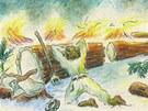 Jevfrosinija Antonovna Kersnovskaja: ilustrace z knihy Jaká je cena člověka