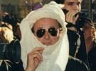Olympic v roce 1999 stylově pokřtil album Karavana (Petr Janda, Milan Broum)