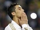 JÁ TO NEDAL. Cristiano Ronaldo z Realu Madrid po neproměněné penaltě v...