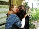 Z filmu Láska v hrobě