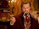 Leonardo DiCaprio ve filmu Nespoutaný Django