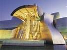 Guggenheimovo muzeum představuje atraktivní objekt pro fotografy.