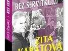 Od filmová se paní Zita dostala k psaní knih, vydala své memoáry i kuchařku.