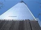 Konečná výška 1WTC bude 417 metrů, anténa má přitom dosáhnout symbolické výšky...