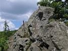 Skalisko na Malé Podhoře