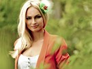 MISS POD LUPOU: �esk� Miss Earth Tereza Fajksov�