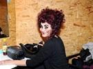 Monika Absolonová v muzikálu Bídníci