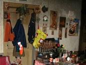 Dům v České Skalici, ve kterém se dva muži pokusili zavraždit jeho majitele.