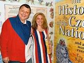 Lucie Seifertová - 2006: vernisáž výstavy Dějiny udatného národa českého na