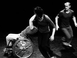 Z taneční inscenace VerTeDance: Simulantebande