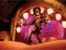 Z filmu Piráti!