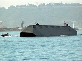 Nejtajnější loď USA je na prodej v aukci, kupec ji musí sešrotovat