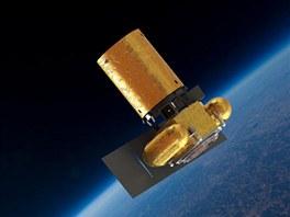 Ilustrace dalekohledu Arkyd-101 Space od společnosti Planetary Resources.