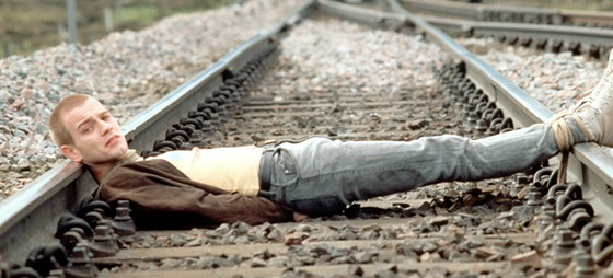 Z filmu Trainspotting