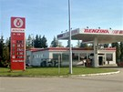 Benzina, ���r nad S�zavou