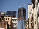 Freedom Tower (1WTC) v New Yorku se brzy stane nejvyšší budovou měst