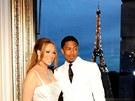 Mariah Carey a Nick Cannon v Paříži obnovili svůj manželský slib.