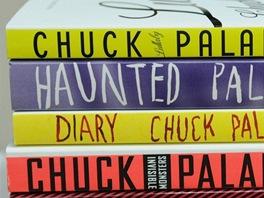 Knihy Chucka Palahniuka