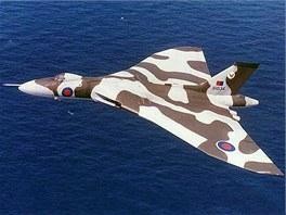 Bombardér Avro Vulcan