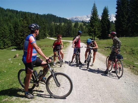 Aktivn� dovolen� na kolech s CK TRIP
