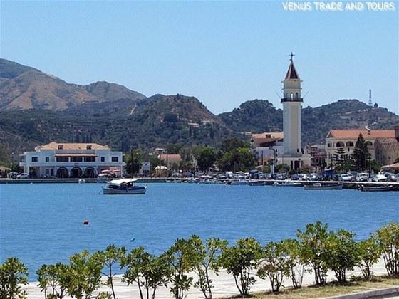 Ostrov Zakynthos láká na želvy, tyrkysové moře a bary1