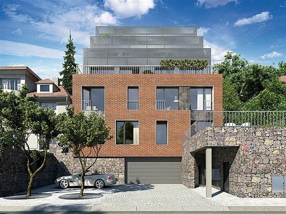 Rezidence pod Bertramkou – Váš splněný sen o bydlení. 1