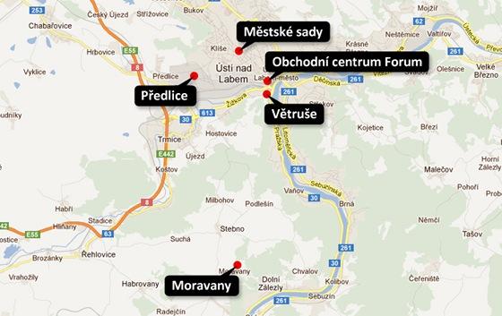 Ústí nad Labem Corrupt Tour
