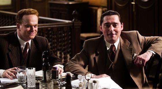 Slánský a Gottwald ve filmu