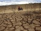 Vyschlá �eka Rio de Contas poblí� Porto Allegre ilustruje nejhor�í sucho v...
