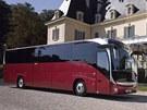 Vrcholem nab�dky autobus� z Vysok�ho M�ta je model Megalys pro d�lkov� j�zdy.