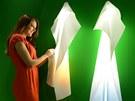 Nové materiály a nové světelné zdroje dávají nové možnosti.