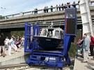 Nové možnosti, jak si užít plutí ve vodách Vltavy, nabídl majitelům lodí