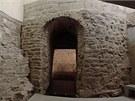 Románská okrouhlá věž z druhé poloviny 12. století, kterou si mohou prohlédnout