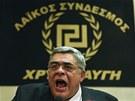 Strana Zlatý úsvit Nikolaose Mihaloliakose je nejpravicovější stranou, která se