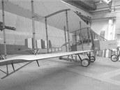 Replika letounu Caproni Ca.33