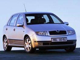 Škoda Fabia první generace