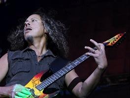 Metallica vystoupila 7. května 2012 v Praze.